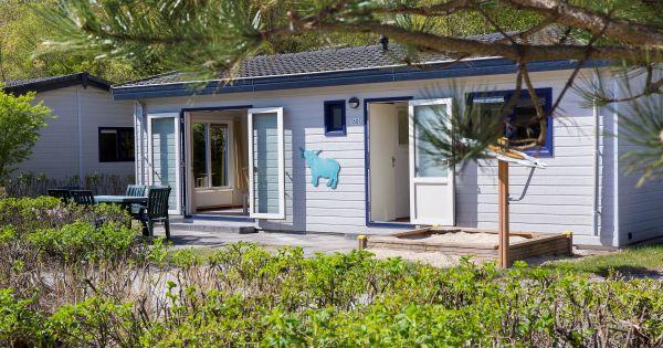 Kinderchalet 6 Roompot Egmond Aan Zee